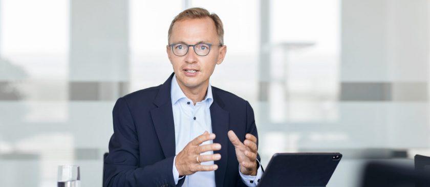 """HDI-Vorstand Patrick Dahmen: """"Wir wollen nicht, dass Eimalbeitragsprodukte von der Kapitalanlagerendite des Bestandes profitieren"""""""