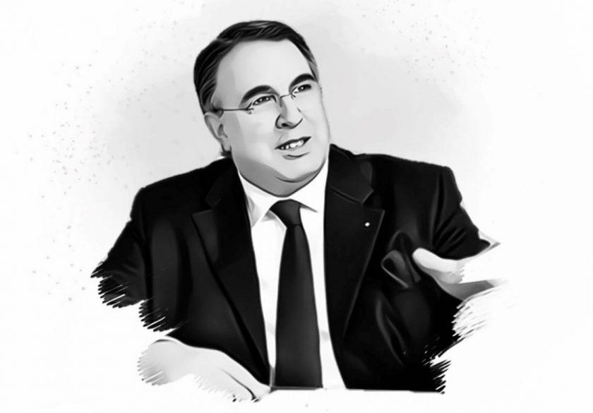 """Montagskolumne von DFV-Chef Knoll: """"Politische Meinungen beschränken sich auf Probleme, die häufig keine sind"""""""