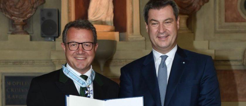 CSU-Politiker Stöttner wegen Geschäften mit Allianz-Agentur in Bedrängnis
