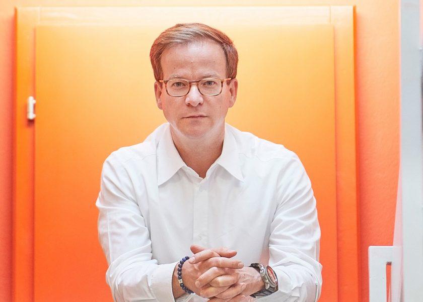 """Nui-Care-Chef Markus C. Müller: """"Nur skalierbarere Lösungen können die Pflege-Herausforderung lösen"""""""