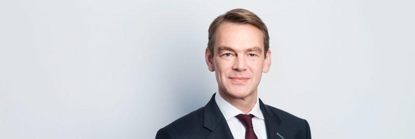 """HDI-Deutschland-Finanzchef Jens Warkentin: """"Der Umbau der Büro-Architektur ist eine Konsequenz, die durch New Work notwendig wird"""""""