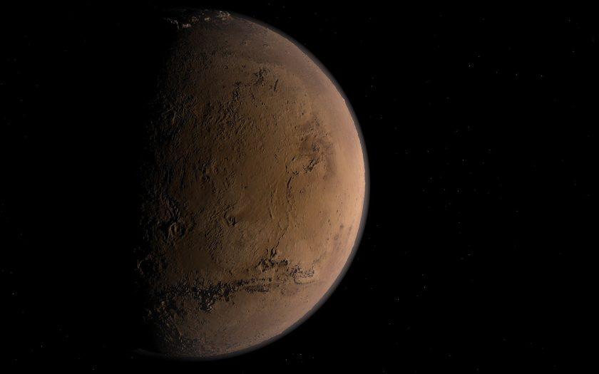 Versichert Warren Buffet die Mars-Mission von Tesla?