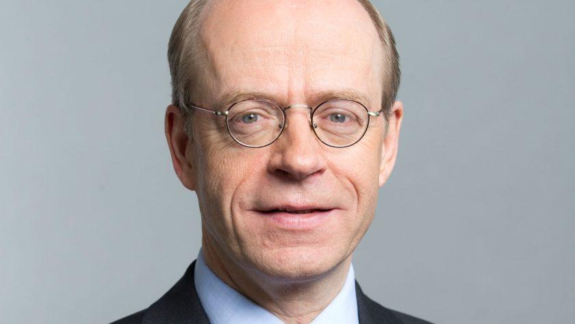 """Nikolaus von Bomhard: """"Es sollte kein Tabu sein, das Militär stärker als Auftraggeber für Forschungsprojekte einzubinden"""""""
