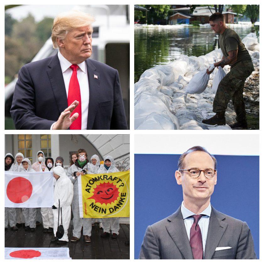 Jubiläums-Heft: Die 2010er aus Sicht der Zeitschrift Versicherungswirtschaft - Klimawandel, Digitalisierung, Trump und neue CEOs