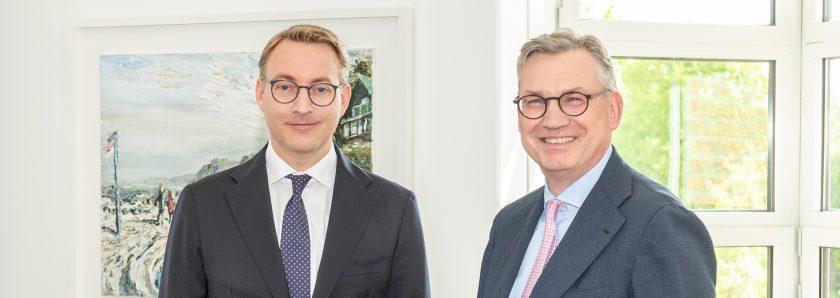 Toren Grothe rückt an die Vorstandsspitze der Mecklenburgischen Versicherung
