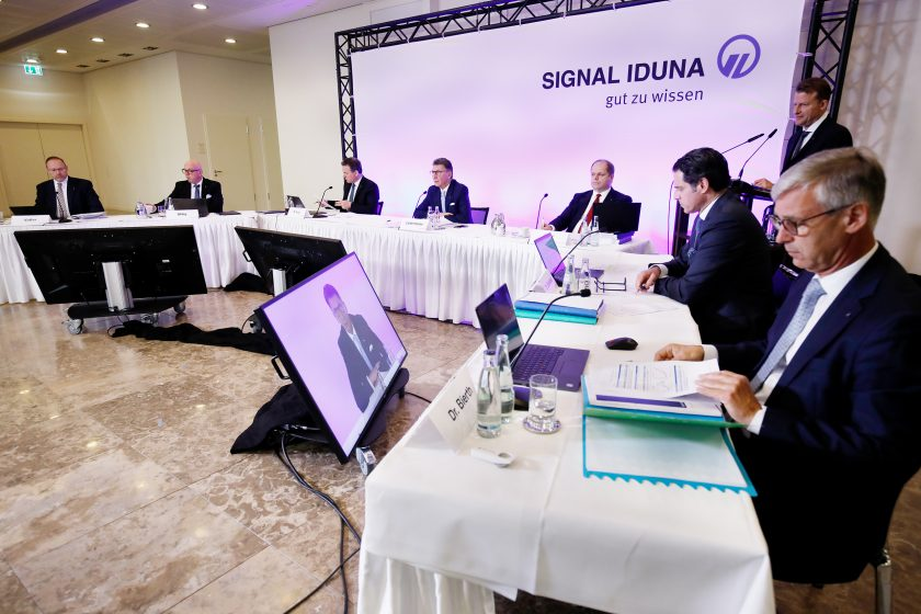 Signal Iduna knackt Rekordmarke bei den Beitragseinnahmen
