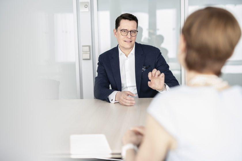 """Halbjahresfazit: Thomas Bischof sieht die Gothaer auf dem Weg zum """"führenden Partner für den Mittelstand"""""""