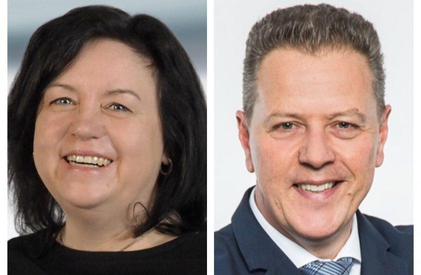 Itzehoer beruft Verena Rübekeil und Patrick Hackl zu Vertriebsdirektoren