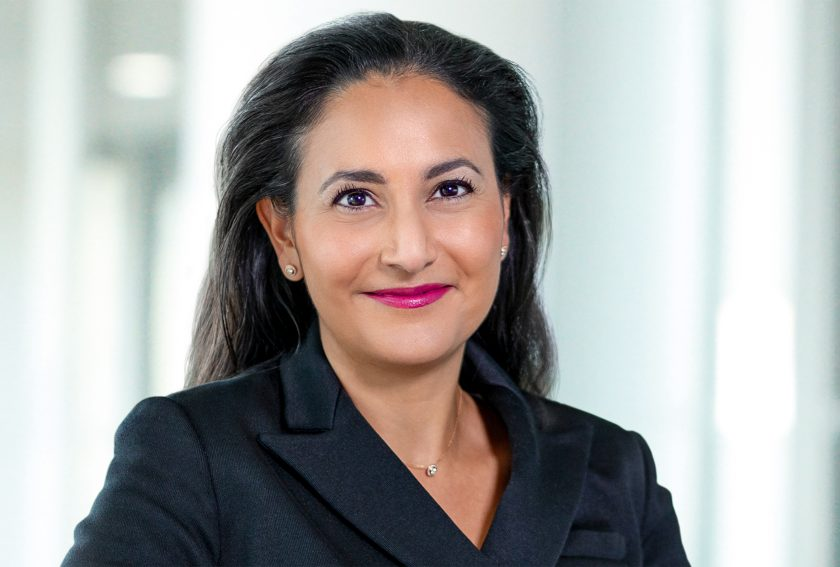 Shiva Meyer wird neue Personalchefin der Arag Krankenversicherung SE