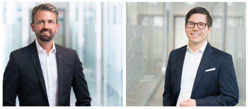 "Thinksurance-Manager Mathias Berg und Jens Kollenda: ""Wir beobachten einen Anstieg der Anzahl an Ausschreibungen"""