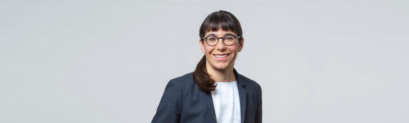 Janina Lichnofsky ist neue Leiterin ESG der MEAG