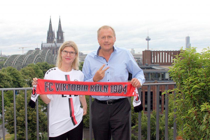 Zurich Deutschland wird Premium-Sponsor des FC Viktoria Köln