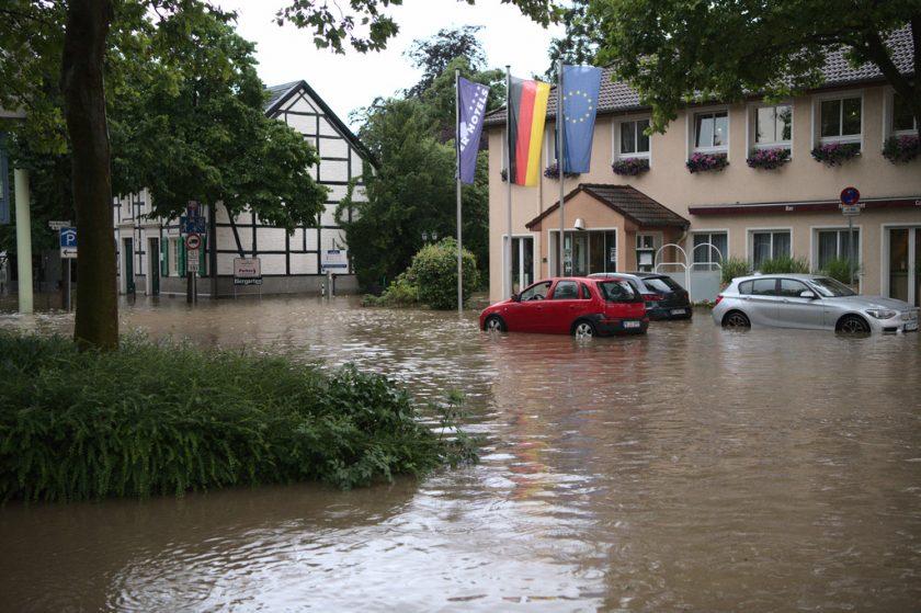 Schadenschätzung nach oben korrigiert: Provinzial rechnet mit einer Milliarde Euro nach Flutkatastrophe