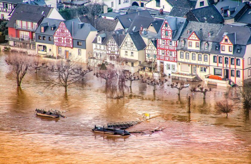 Swiss Re schätzt Schäden aus Naturkatastrophen im ersten Halbjahr auf 42 Mrd. Dollar