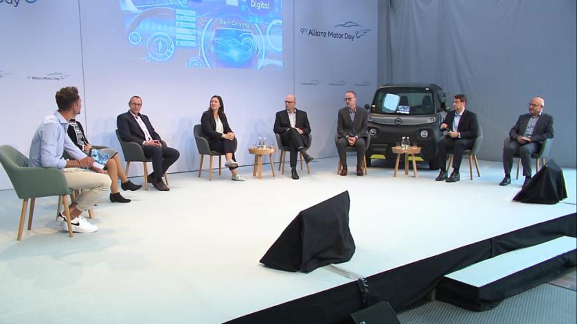 Allianz Motor Day: Grenzen der Selbstfahrerei und der Kampf um Daten im Mittelpunkt