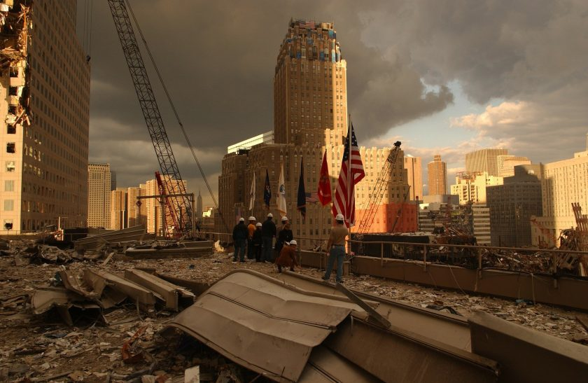 Terror am 11. September: Anschläge waren die teuerste Man-made-Katastrophe der Geschichte