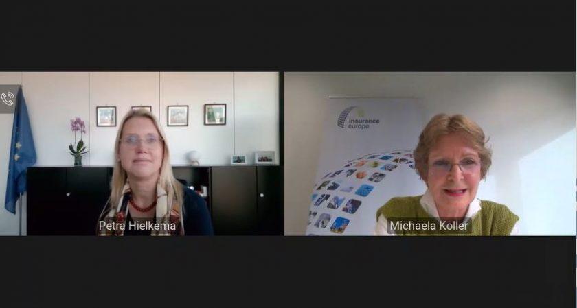 "Eiopa-Chefin Petra Hielkema: ""Das Schließen des Gender Pension Gap liegt mir am Herzen"""